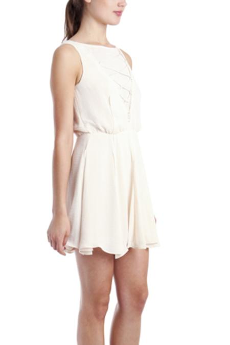 Camilla and Marc Paradise Dress - Ivory