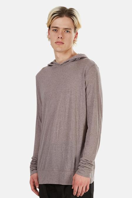 Blue&Cream 66 Pullover Hoodie Sweater - Brown
