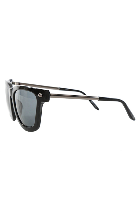 Linda Farrow x Alexander Wang Sunglasses - Black