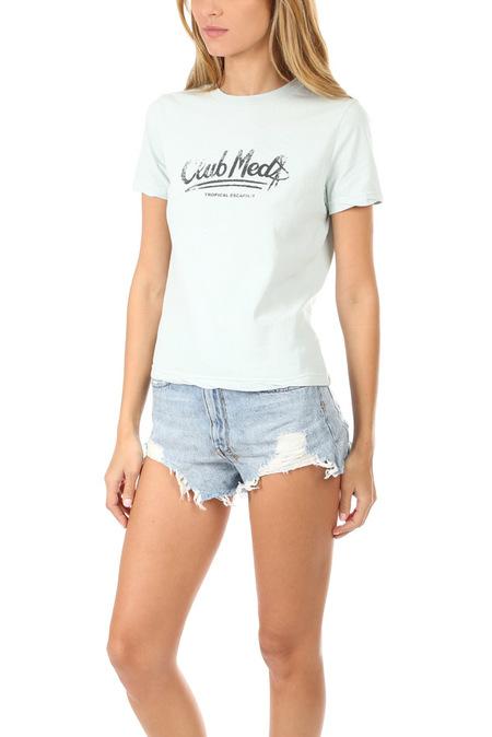 Ksubi Club Med T-Shirt - Green