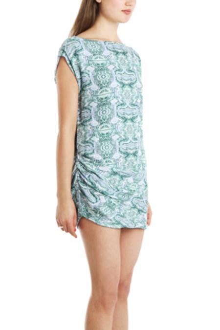 Kelly Wearstler Cocoon Dress - Blue/Multi