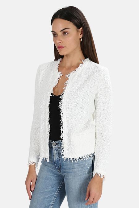 IRO Shavani Jacket - White