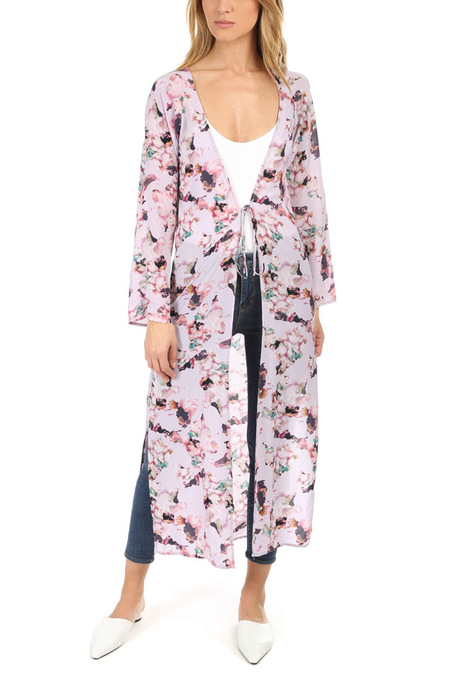 IRO Adorable Kimono Jacket - light Purple