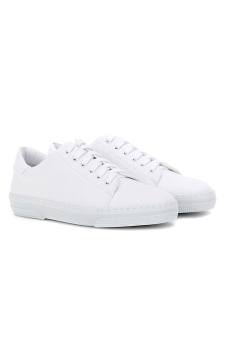 A.P.C. Steffi Tennis Shoe - Blanc