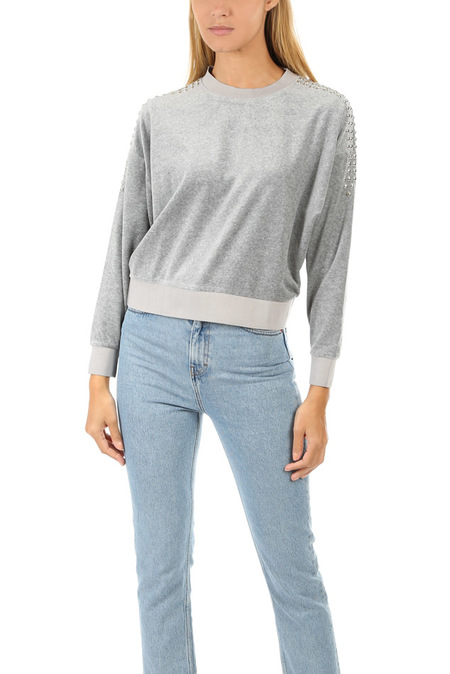 IRO Heathen Sweatshirt Sweater - Grey