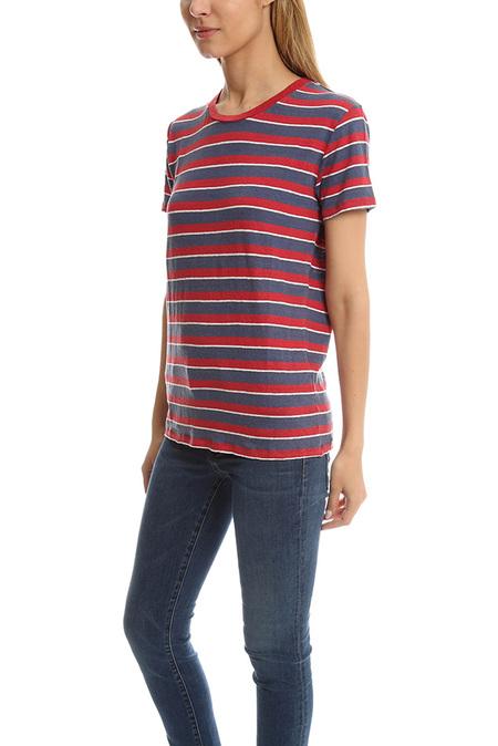 IRO Sooka T-Shirt - Blue/Navy
