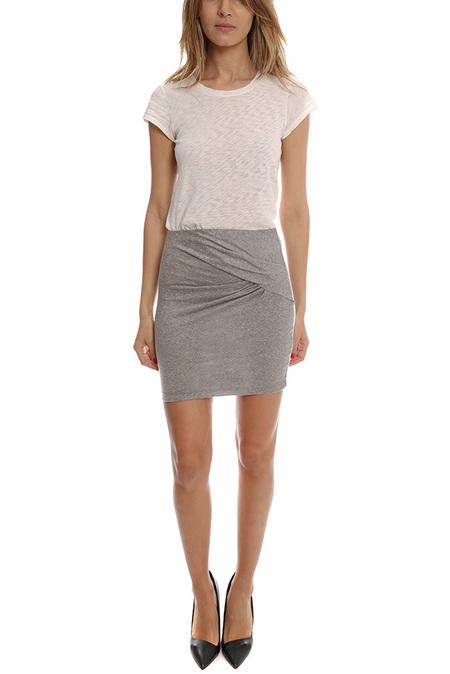 IRO Parme Skirt - light grey