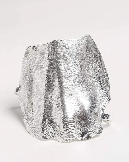 Cornelia Webb Imprinted Molded Hand - Silver