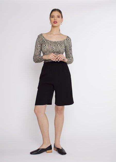 Shaina Mote Lounge Shorts - Onyx