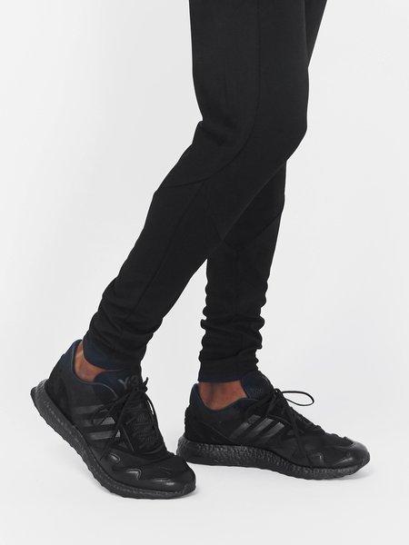 Y-3 Rhisu Run Sneaker - Black