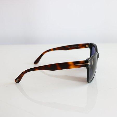 [Pre-loved] Tom Ford Cooper Sunglasses - Tortoise