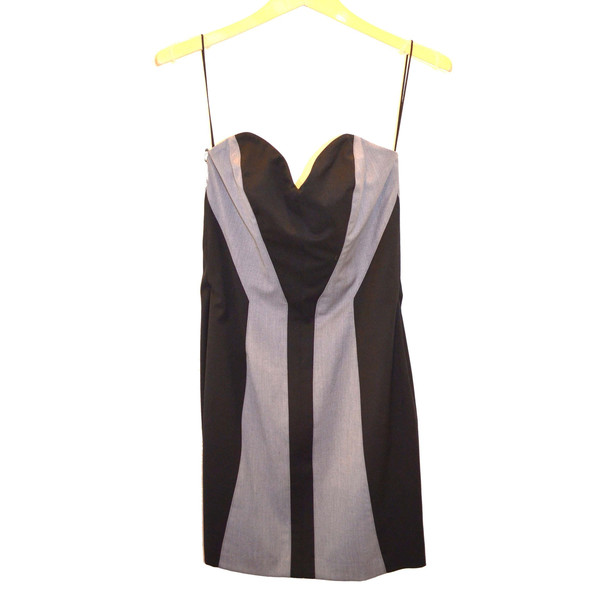 Caitlin Power - Strapless Dress