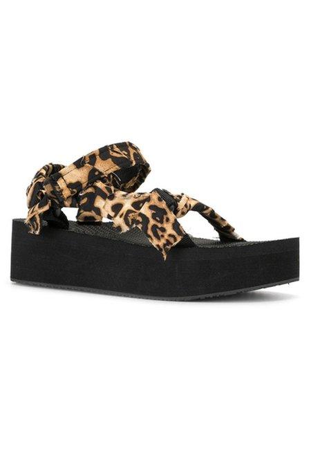 Arizona Love Trekky Platform - Leopard