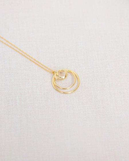 Nina Berenato Victory Necklace - gold