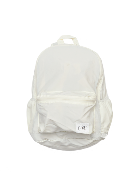 F/CE Wash Nylon Packable Day Pack - White