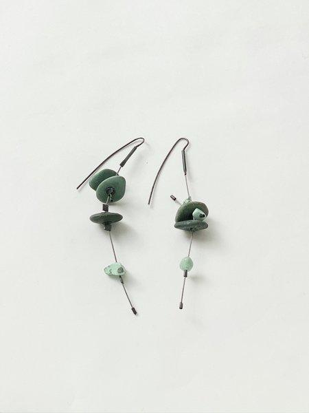 Terri Logan Multi Stone Earrings