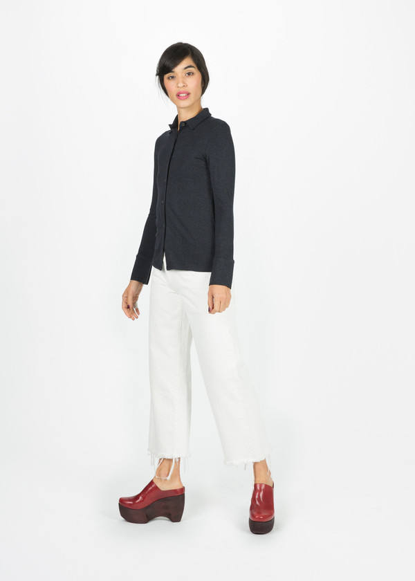 Lareida Viscose Janet Button Up