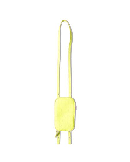 Tubici Los Angeles Neck Bag - Yellow