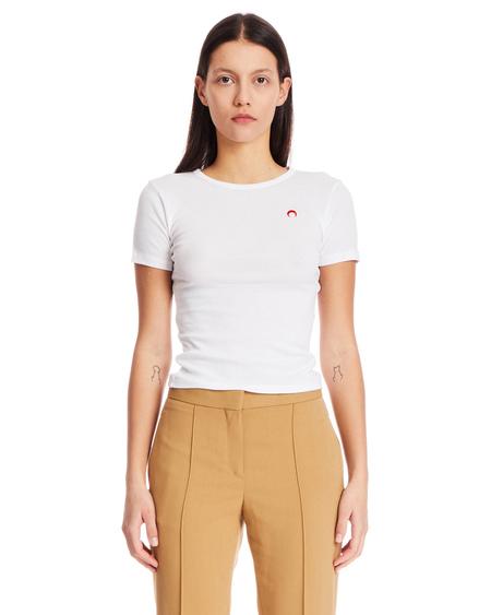 Marine Serre Moon T-Shirt - White