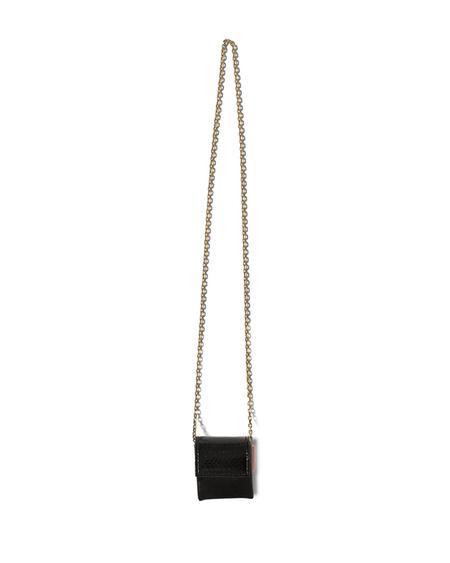 Tubici Paris Leather Neck Mini Bag