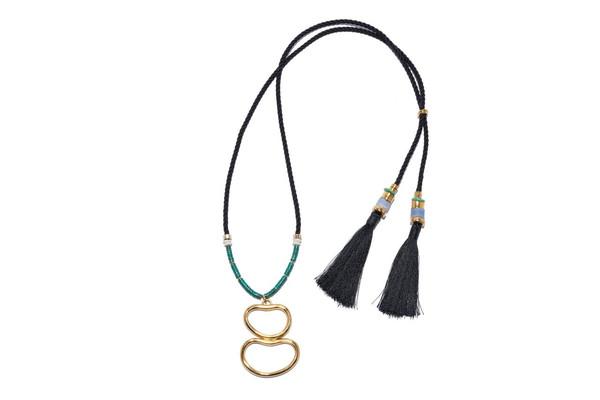 Lizzie Fortunato Calder Pendant Necklace
