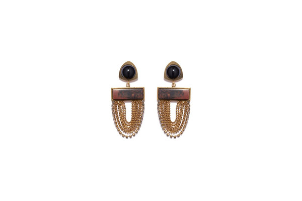Lizzie Fortunato Sundown Earrings
