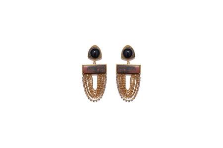 Lizzie Fortunato Sundown Earrings