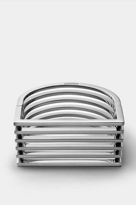 Miansai Triad Cuff - Polished Stainless Steel