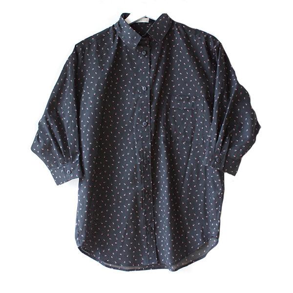 Dace - Hemlock Button Up