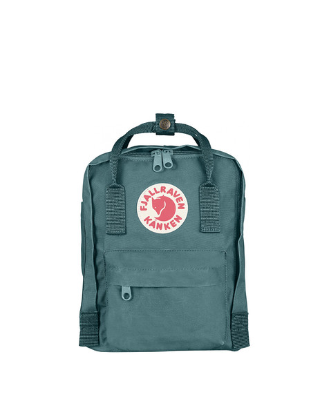 Fjallraven Kanken Mini Backpack Frost Green