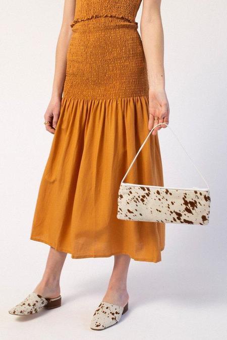 Paloma Wool Nude Montoro Skirt