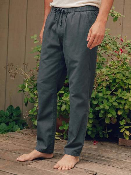 Mollusk Scout Pants - Faded Navy