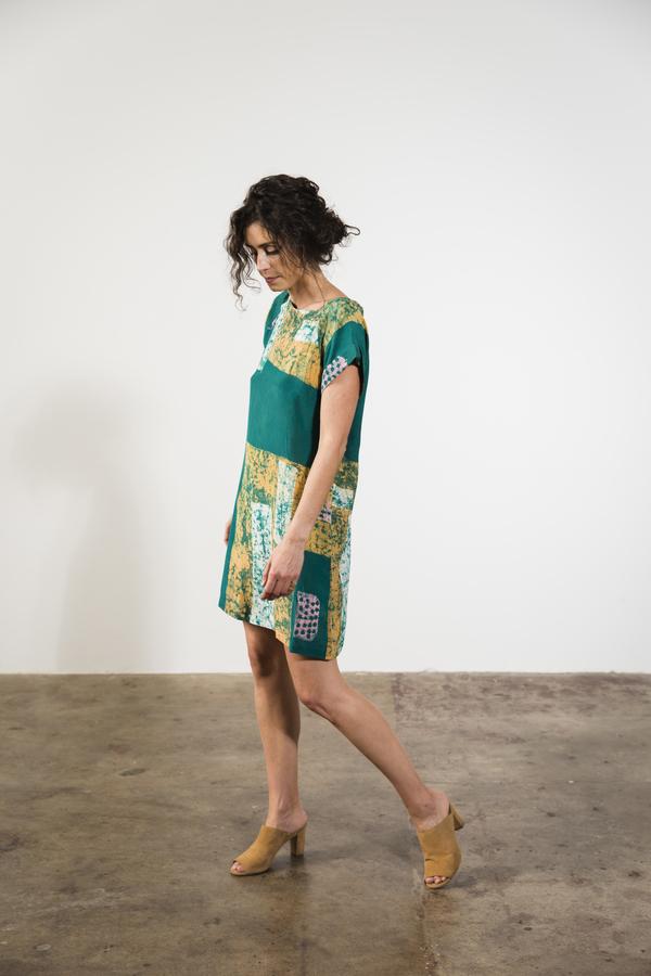 Osei-Duro Deni Raglan Dress