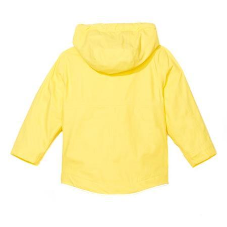 Kids Trout Rainwear Rain Jacket - Yellow