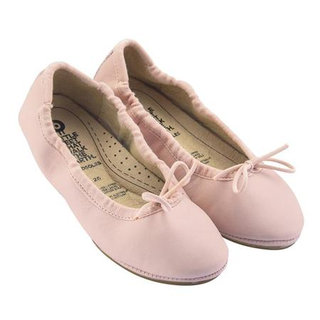 Kids Old Soles Cruise Ballet Shoes - Powder Pink