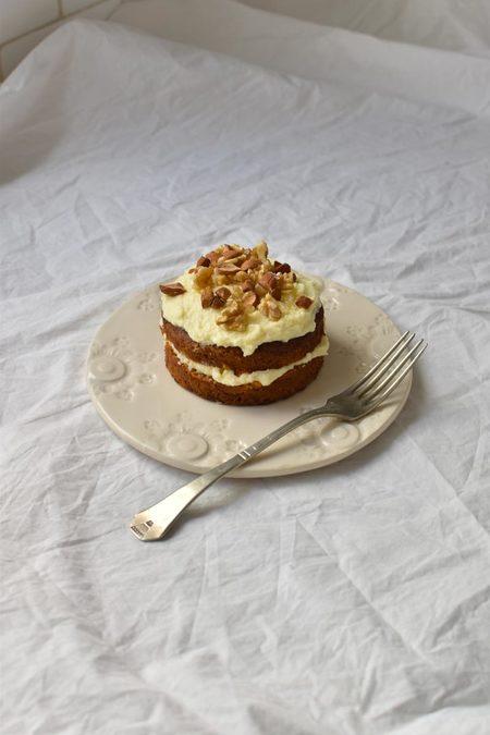 OWO Cerámica Victorian Lunch Plate Set x 4 - cream