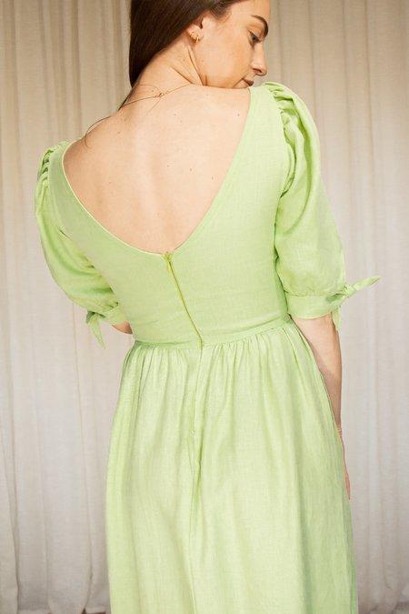 Tach Clothing Piscis Linen Dress
