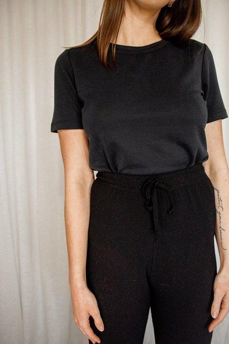 2NDDAY Serena Modal T-shirt - Black