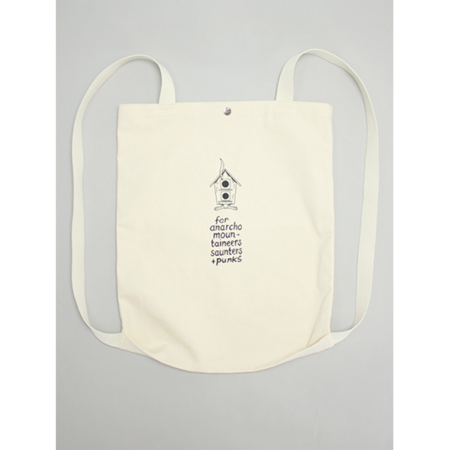 Mountain Research F.Lodge Back Bag  - Off White