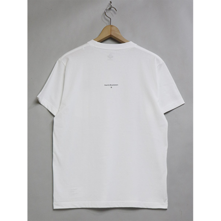 Mountain Research Mountain Man(s) (Camp) T-Shirt - White