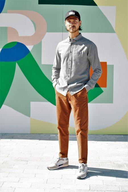 Basus Dive Shirt - Gray