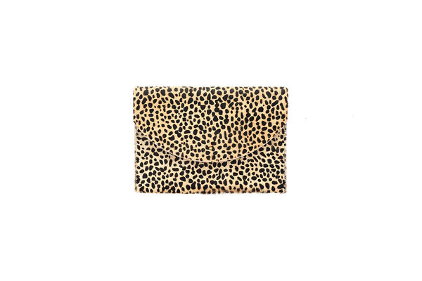Primecut TINY SPOTTED ENVELOPE CLUTCH