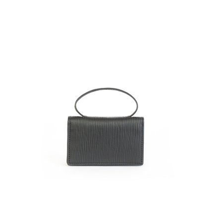 Sydney Brown Lulu Wallet - Black