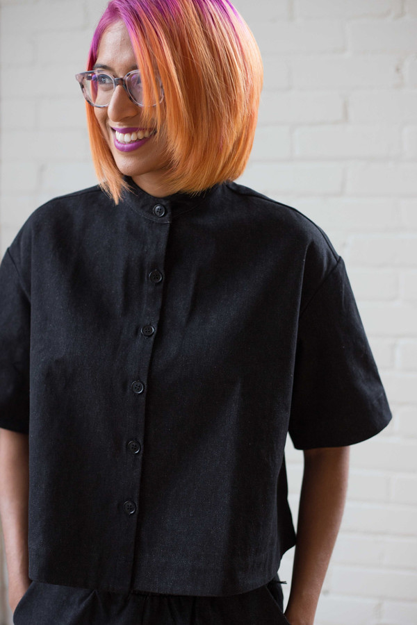 Ursa Minor Tilly Blouse Ottawa