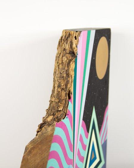 "Adrian Landon Brooks ""Moonshine"" Painting"