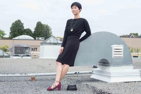 Valérie Dumaine Majken Dress