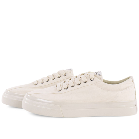 Stepney Workers Club dellow canvas Sneaker - Raw Ecru