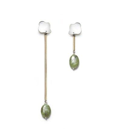 Nina Janvier Elsa earrings