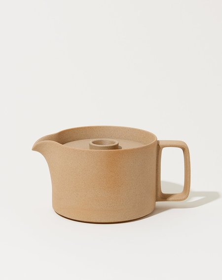 Hasami Porcelain Tea Pot - Natural