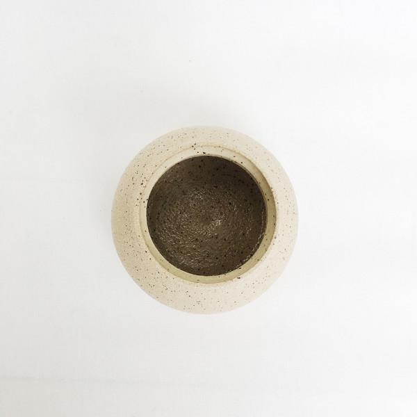 Ashley Hardy Sand Pleated Orb Hybrid